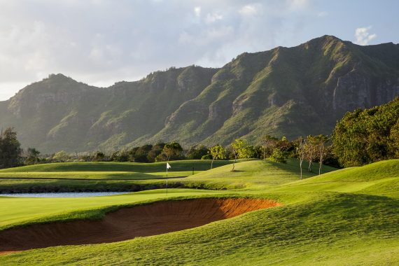Puakea Golf Club Hawaii
